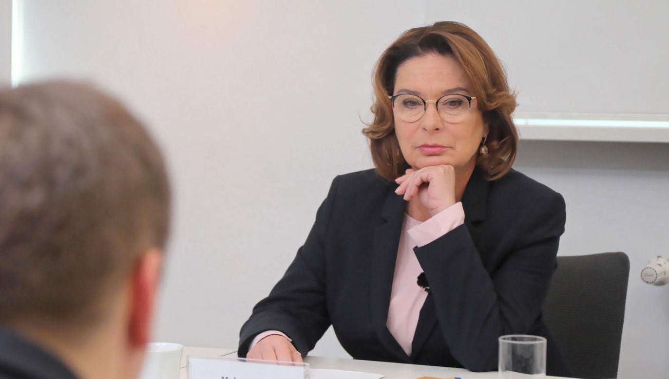 Politycy KO coraz głośniej mówią o możliwości wystawienia kogoś innego niż Małgorzata Kidawa-Błońska w wyborach prezydenckich. (fot. PAP/Wojciech Olkuśnik)