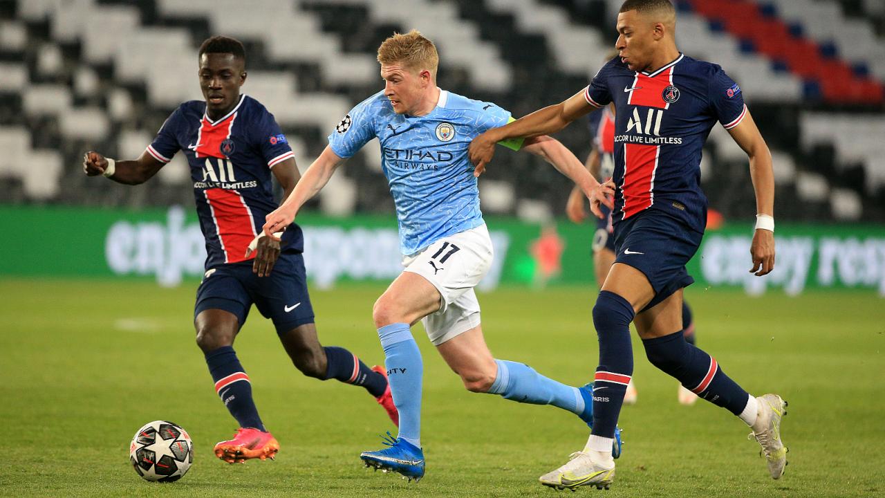 Liga Mistrzów. PSG – Manchester City 1:2. Tryb: autodestrukcja (sport.tvp.pl)