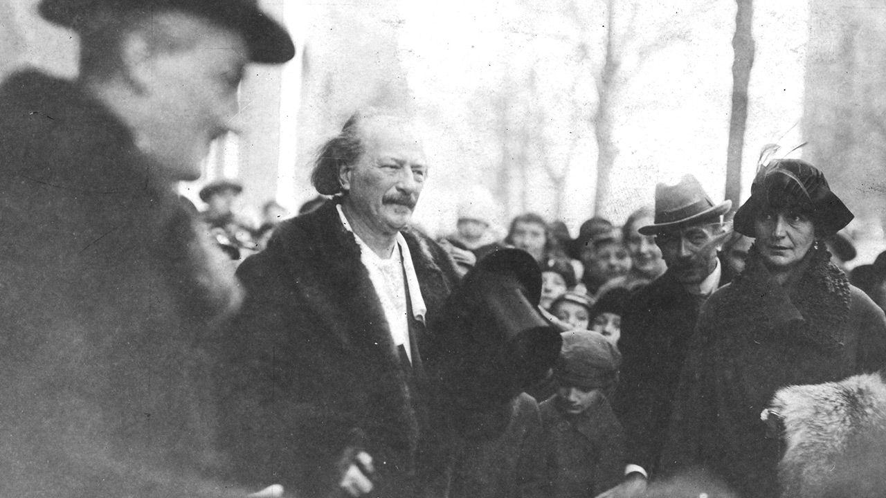 """""""Przyjechał Paderewski i wybuchło powstanie wielkopolskie"""" - u wielu Polaków na tym kończy się wiedza o wydarzeniu sprzed 102 lat. (fot.NAC)"""