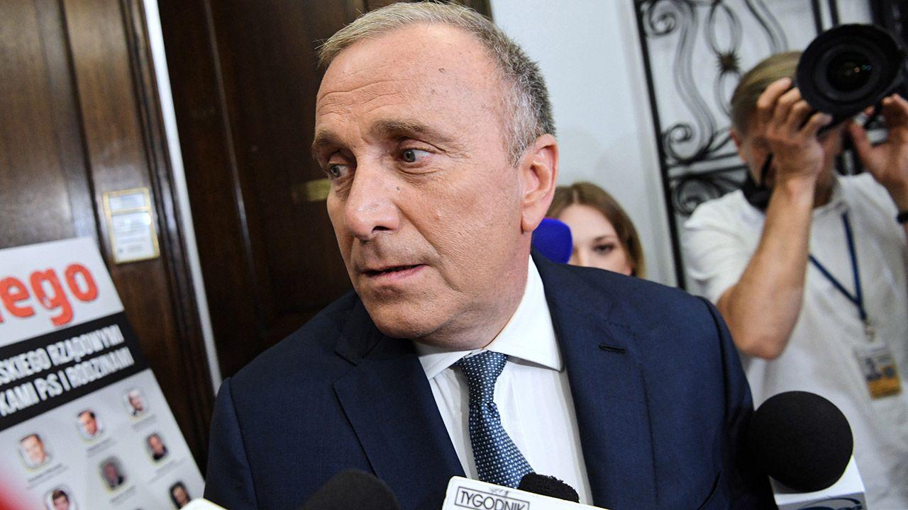 """Lider Platformy """"nie walczy o wygraną w wyborach"""" (fot. PAP/Piotr Nowak)"""