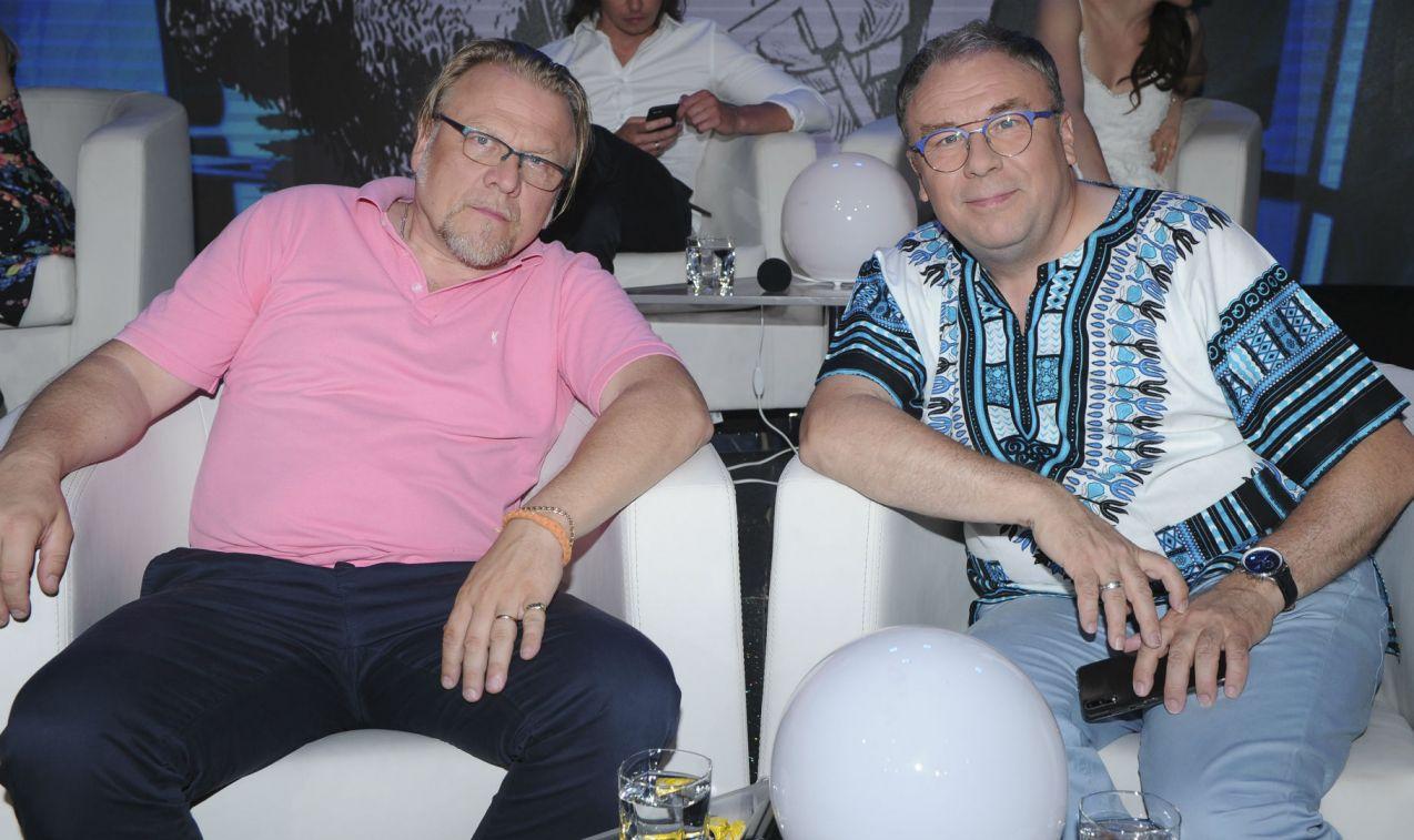 Czy Jacek Lenartowicz i Bogdan Kalus wiedzieli, ile drzew sadzą co roku Lasy Państwowe? (fot. N. Młudzik/TVP)