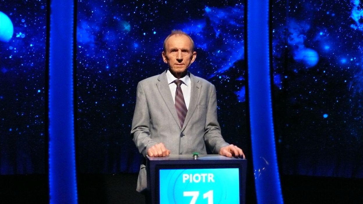 Piotr Żelazko - zwycięzca 15 odcinka 115 edycji