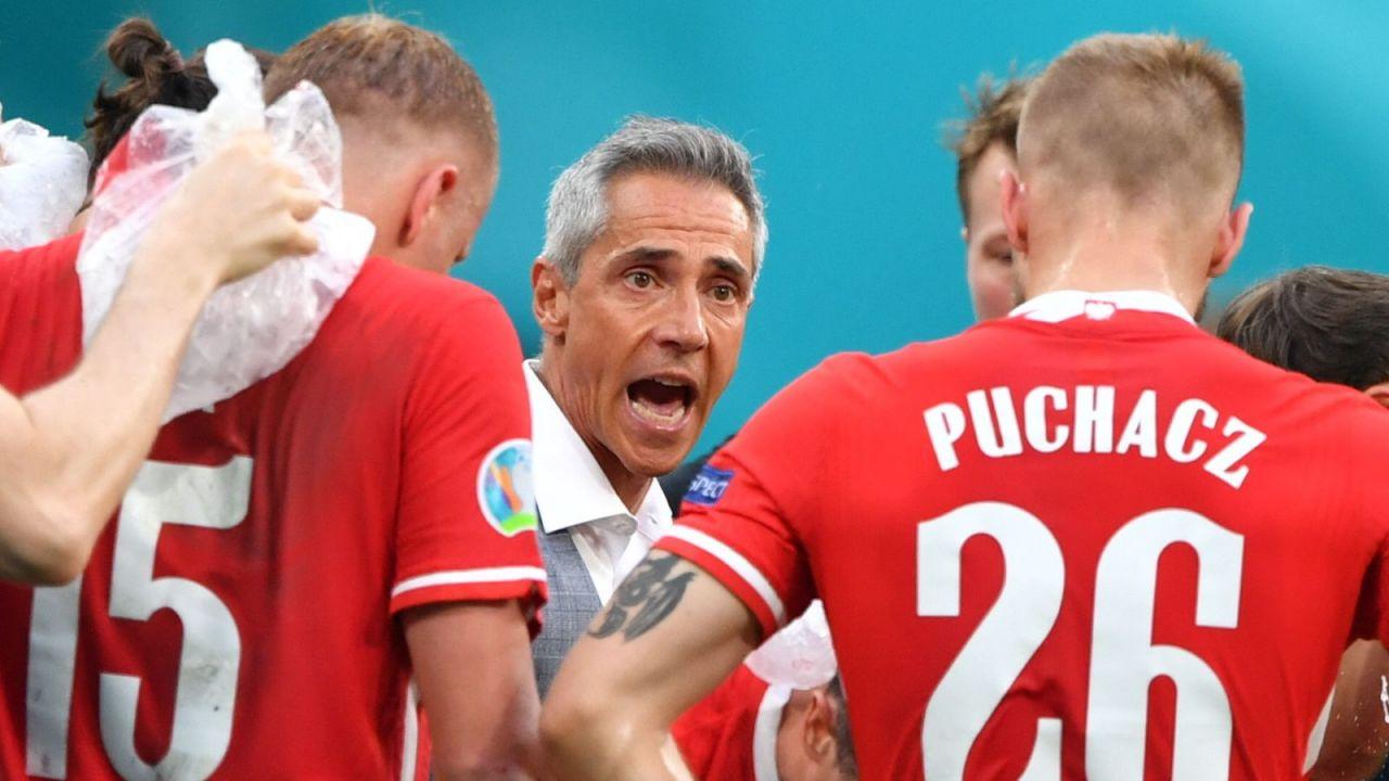 Paulo Sousa został selekcjonerem reprezentacji Polski w styczniu tego roku (fot. PAP/Adam Warżawa)