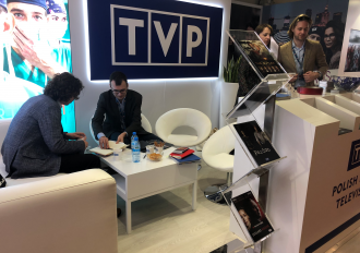 Best TVP productions at MIPTV 2019!