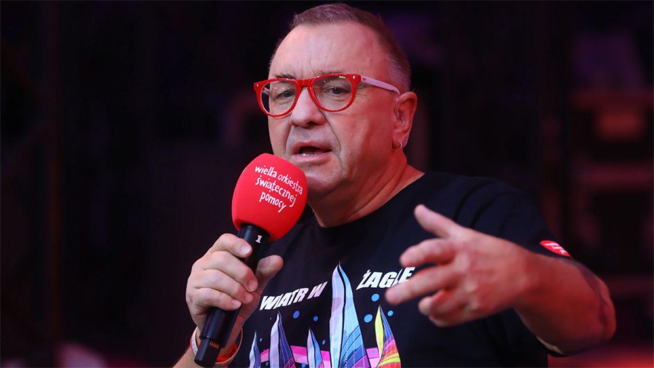 Jerzy Owsiak nie wykonuje poleceń sądu (fot. PAP/Rafał Guz)