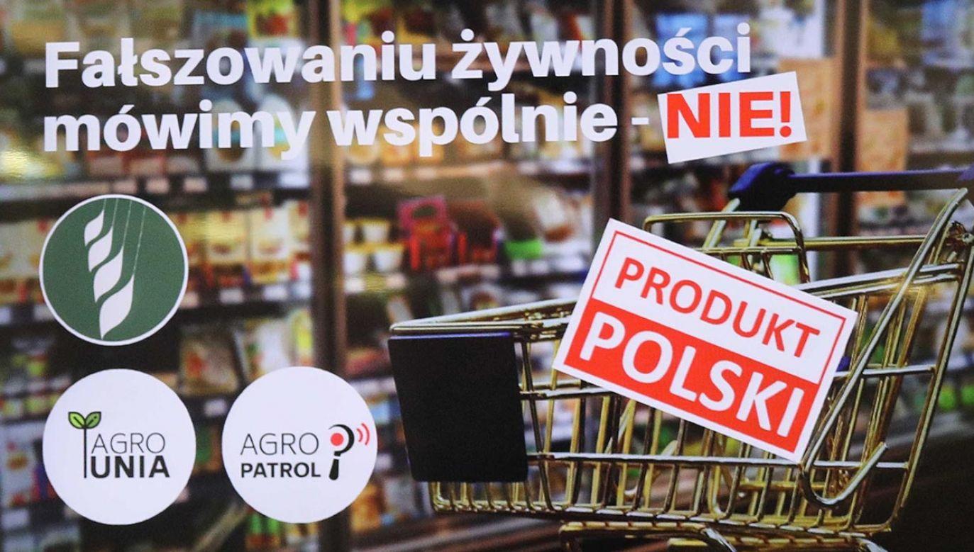Problem źle oznakowanych produktów dotyczy przede wszystkim dużych sklepów (fot. PAP/Paweł Supernak)