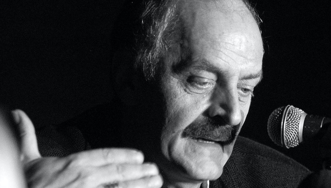 Jan Janga-Tomaszewski (fot. arch.PAP/A.Rybczyński)