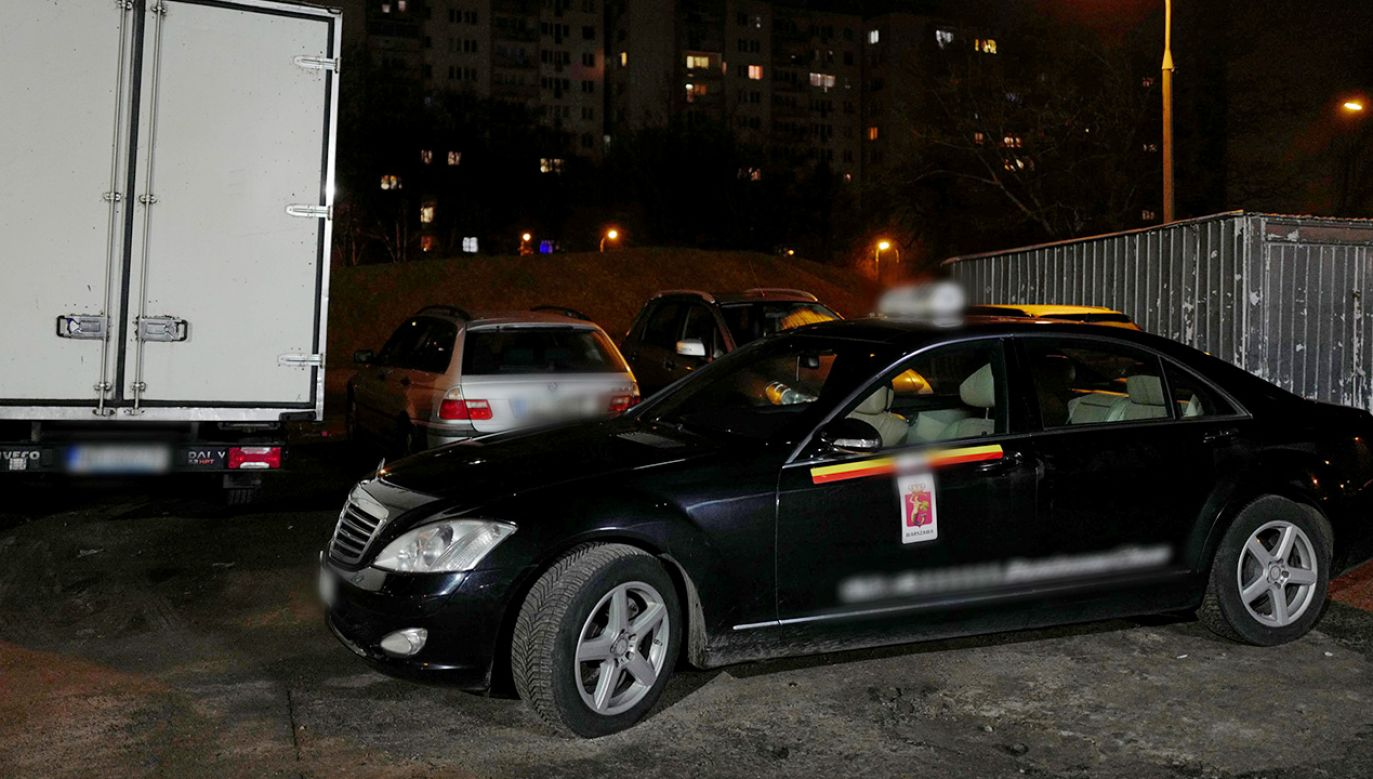Jest areszt dla mężczyzny, który chciał zabić taksówkarza (fot. PAP/Mateusz Marek)