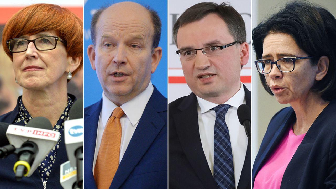 (fot. PAP/Jakub Kamiński/Bartłomiej Zborowski/Paweł Supernak/Marcin Obara)