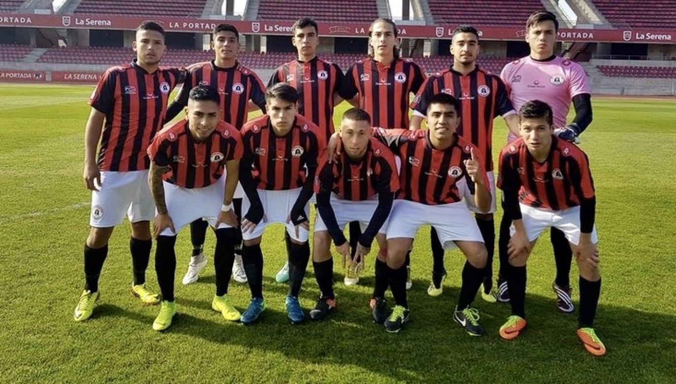 Club Deportivo Rancagua Sur występuje w odpowiedniku chilijskiej czwartej ligi (fot. tt/@Rumbo a Primera)
