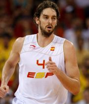 Pau Gasol (fot. Getty)