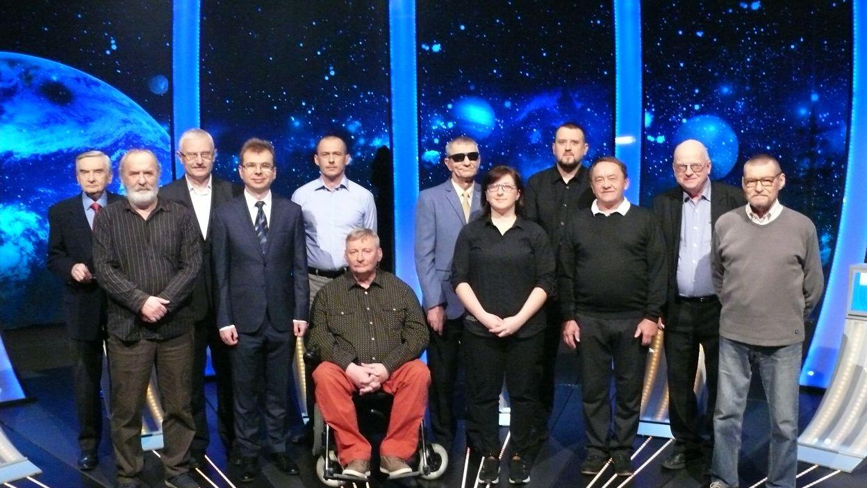 Uczestnicy Wielkiego Finału 116 edycji