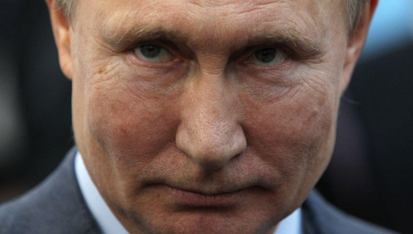 Prezydent Rosji Władimir Putin na oczekiwanych z dużą uwagą międzynarodowych szczytach i spotkaniach nie chce żadnych niespodzianek(fot. Mikhail Svetlov/Getty Images)