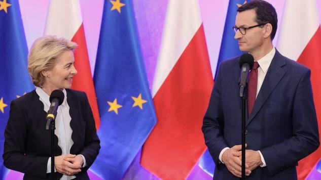 Informację przekazało unijne źródło (fot. arch.PAP/Paweł Supernak)