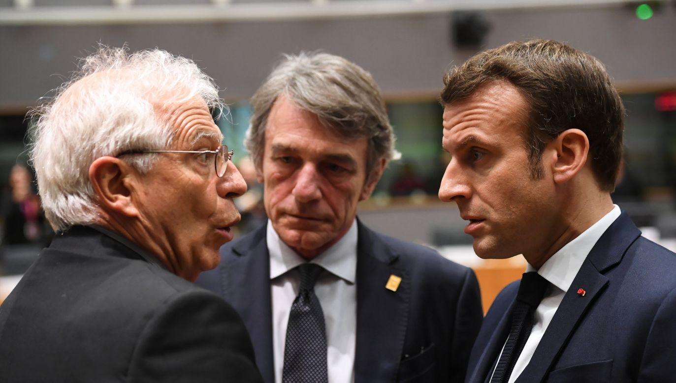 Do tej pory żaden kraj zdecydowanie nie odrzucił przedstawionych propozycji budżetowych (fot. PAP/Radek Pietruszka)