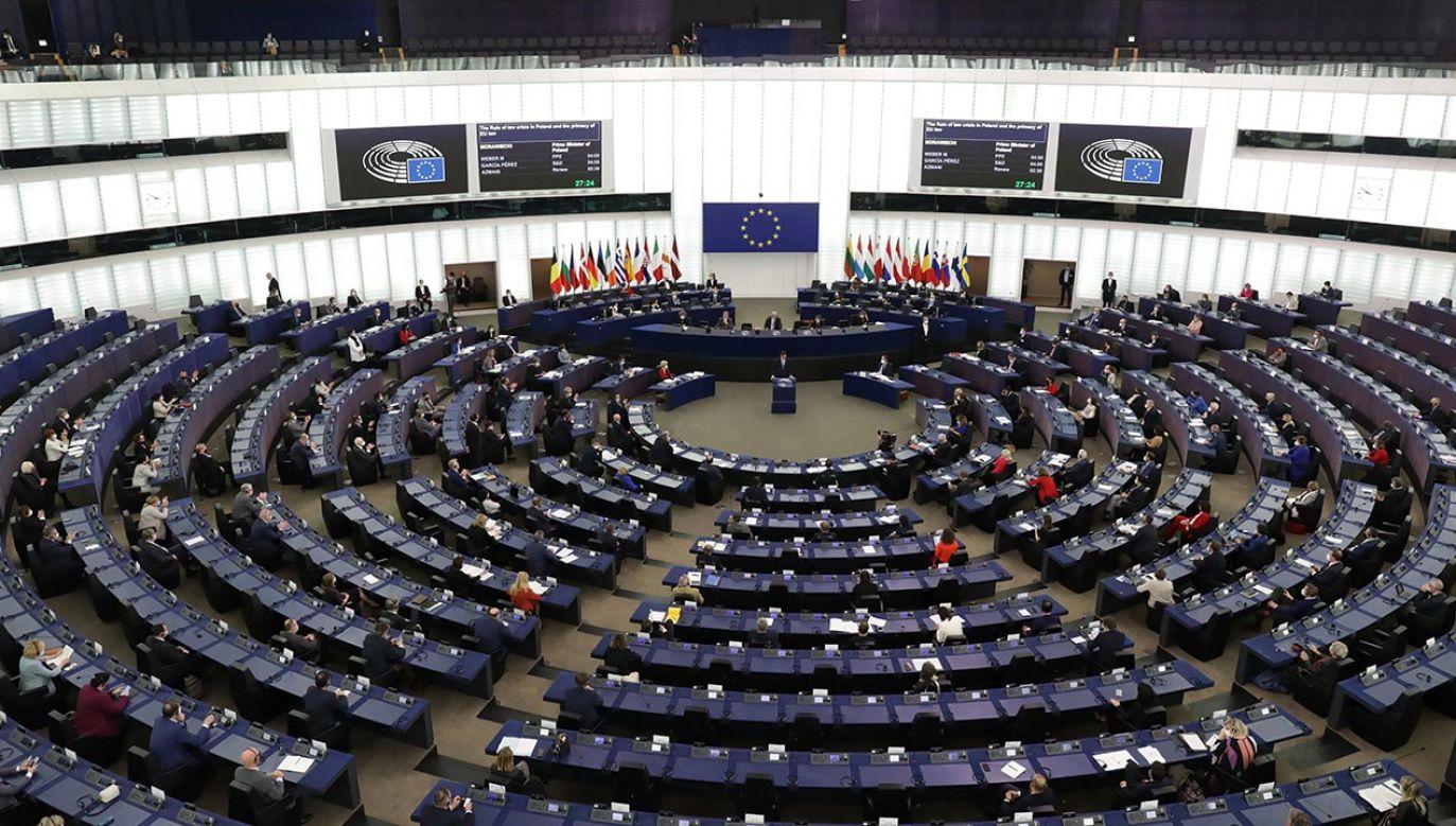 Rezolucja ma być głosowana w czwartek (fot. PAP/Albert Zawada)