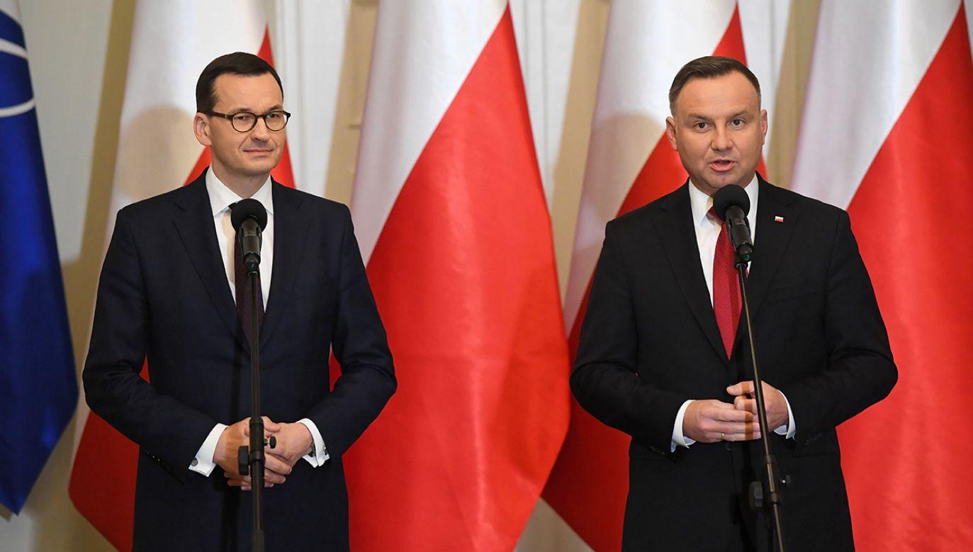 Kantar podkreślił, że kampania do wyborów prezydenckich ruszyła tuż po przeprowadzeniu tego badania (fot. arch. PAP/Radek Pietruszka)