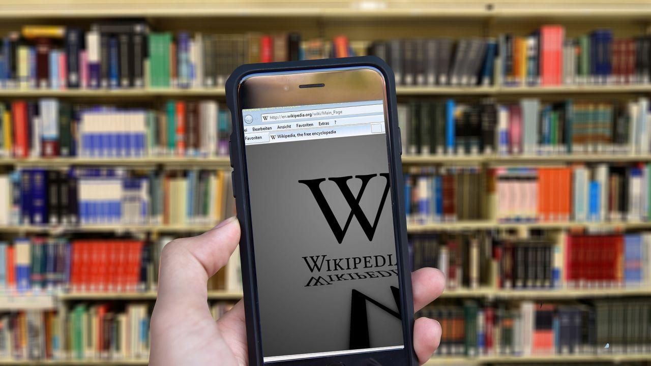 Wikipedia będzie zaciemniona do godz. 15 (fot. geralt / pixabay)
