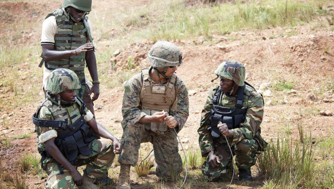Stany Zjednoczone mogą wycofać swoich żołnierzy z Somalii (fot. US Army)