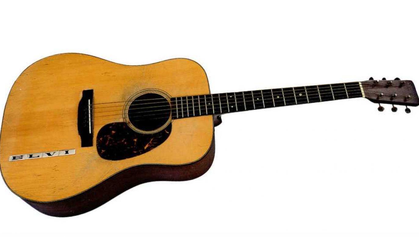 Elvis Presley nagrał na tym instrumencie wiele przebojów (fot. mat.pras.)