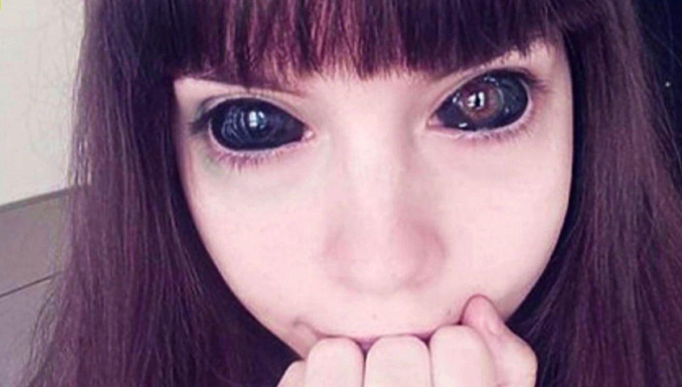 Aleksandra Gałuszka pozwała tatuatora (fot. Instagram/Aleksandra Gałuszka)