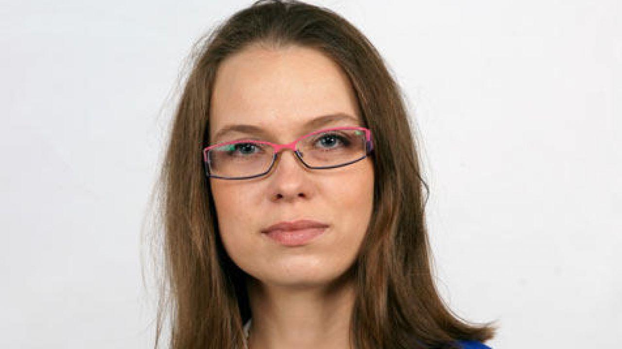 Kubiak jest politologiem, ukończyła też podyplomowe studia  z zakresu służby zagranicznej (fot.Twitter)