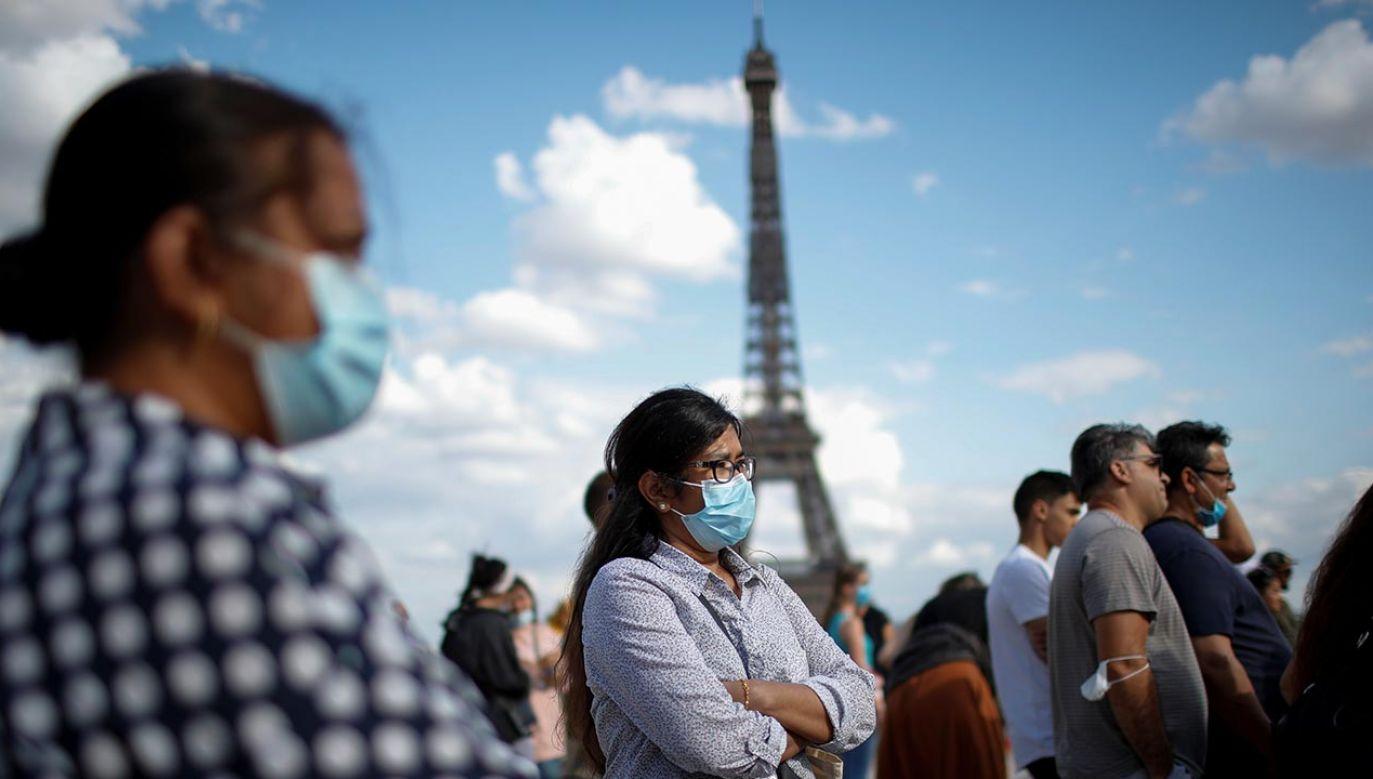 """""""Plan biały"""" oznacza pełną mobilizację zespołów medycznych (fot. REUTERS/Gonzalo Fuentes)"""