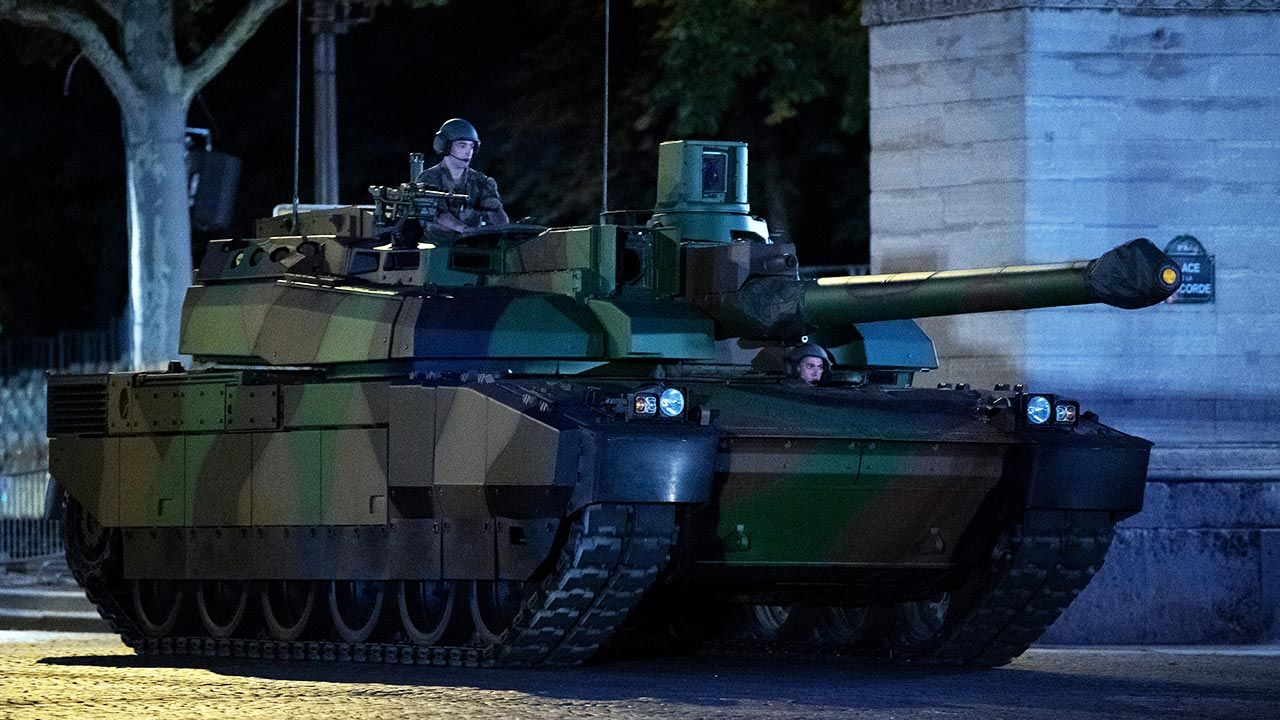 Czołg zostanie zmodernizowany w ramach programu Scorpion (fot. Aurelien Meunier/Getty Images)