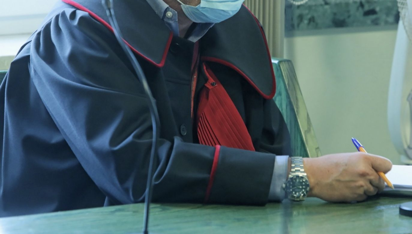 Izba Dyscyplinarna SN uchyliła mu immunitet i wyraziła zgodę na tymczasowe aresztowanie (fot. PAP/Artur Reszko, zdjęcie ilustracyjne)