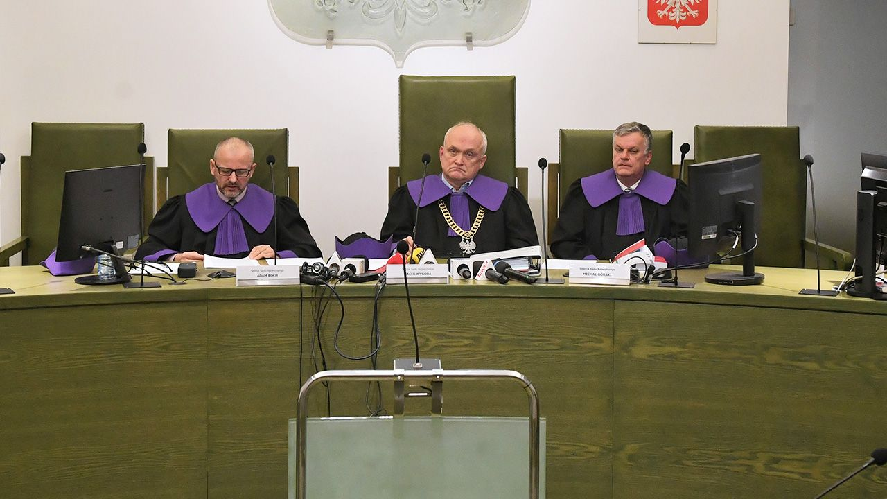 Funkcjonowanie Izby Dyscyplinarnej nie stwarza uprawdopodobnionego zagrożenia interesu obywateli – powiedział Wójcik (fot. arch. PAP/Radek Pietruszka)