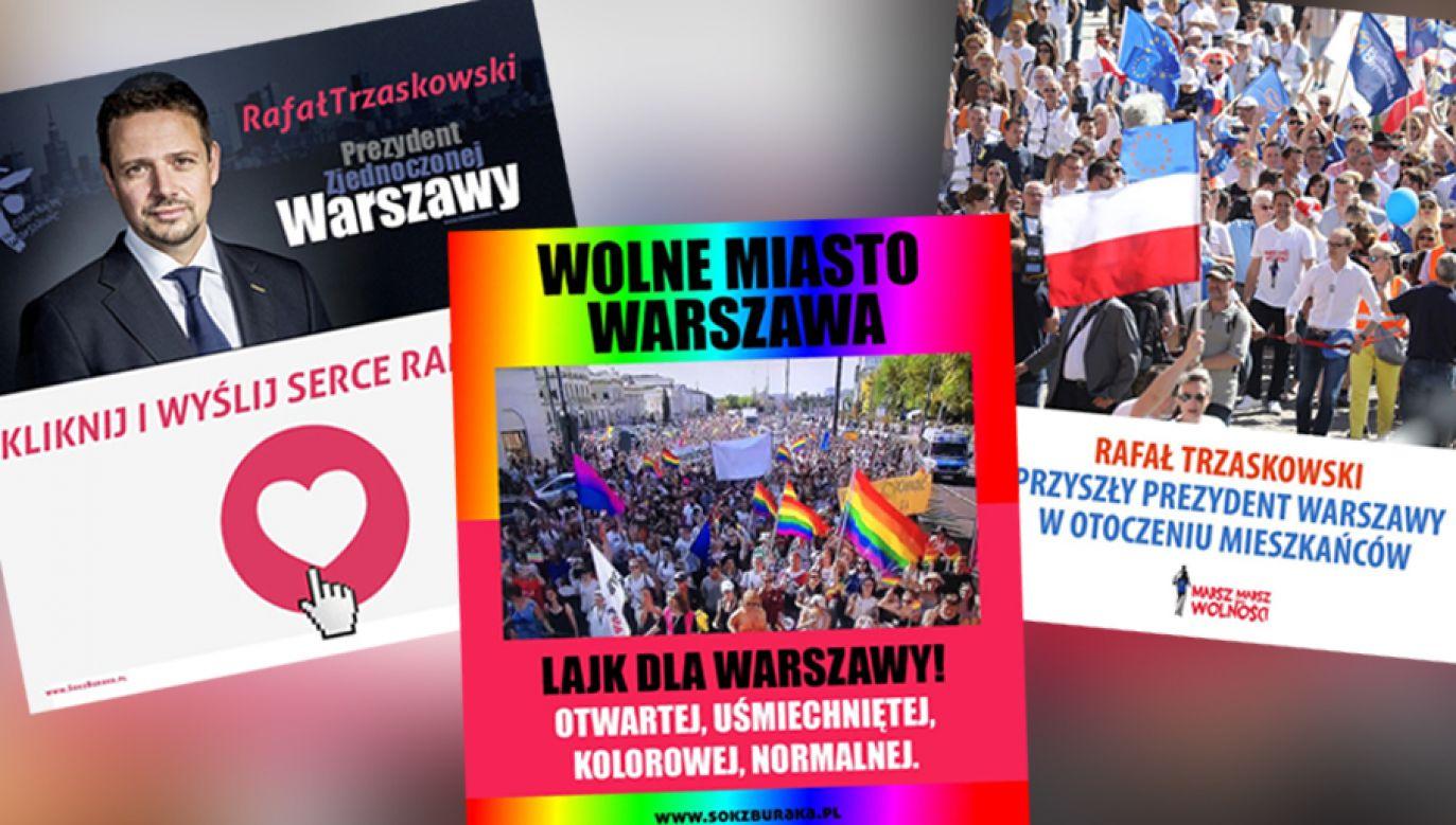 Grafiki z profilu SokzBuraka (fot. Facebook.com/Sokzburaka)
