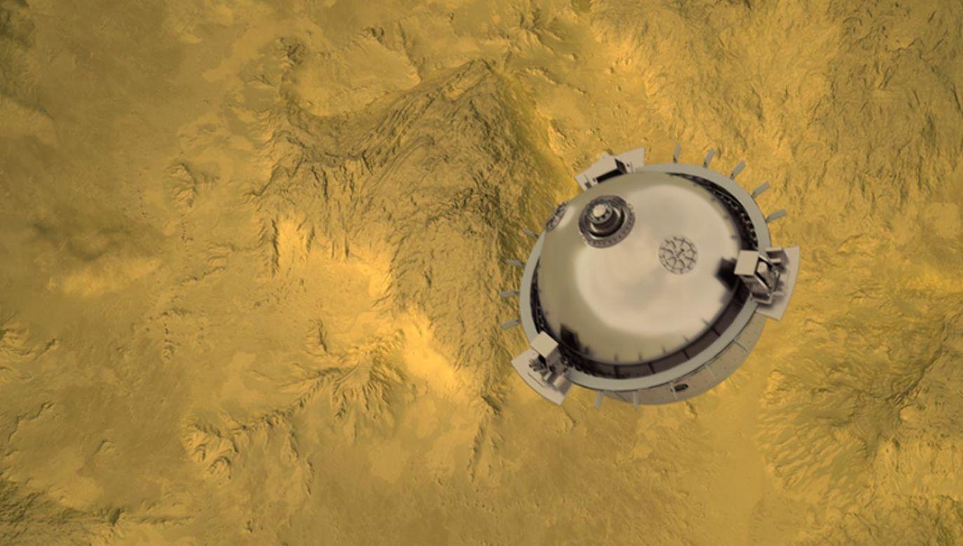 Wenus zostanie zbadana (fot. NASA GSFC visualization by CI Labs Michael Lentz and others)