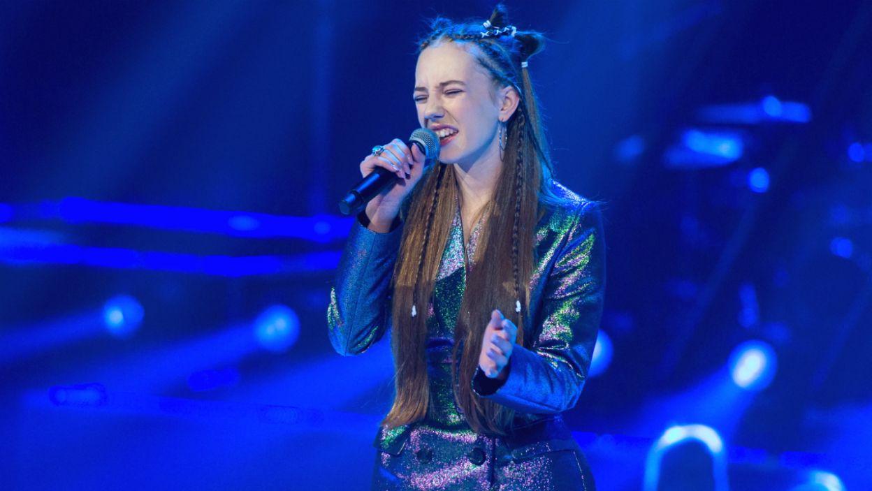 Występy finałowe były podzielone na dwie części (fot. TVP)