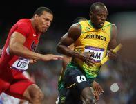 Bolt sięgnął w Londynie po swój trzeci złoty medal (fot.Getty Images)