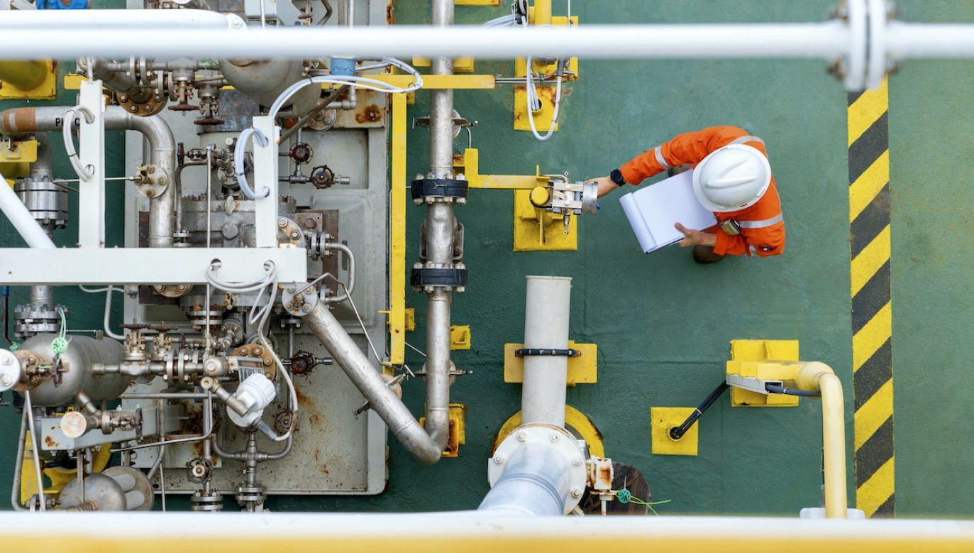 Projekt Smart Field ma zwiększyć krajowe zasoby wydobycia gazu (fot. Shutterstock/Oil and Gas Photographer)
