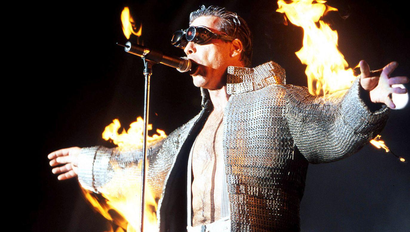 Rammstein jest obecny na scenie od 1994 r. (fot. Martin Philbey/Redferns)