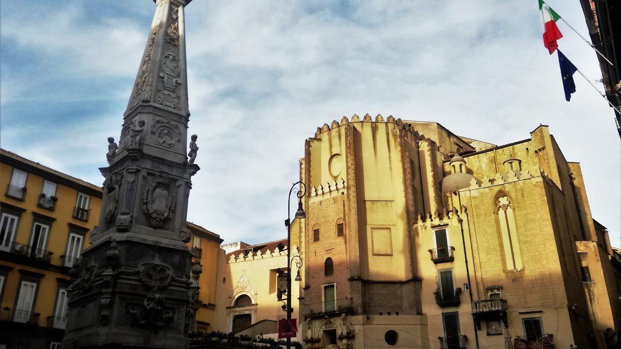 Neapol ma wiele do zaoferowania turystom (fot. Agnieszka Wasztyl)