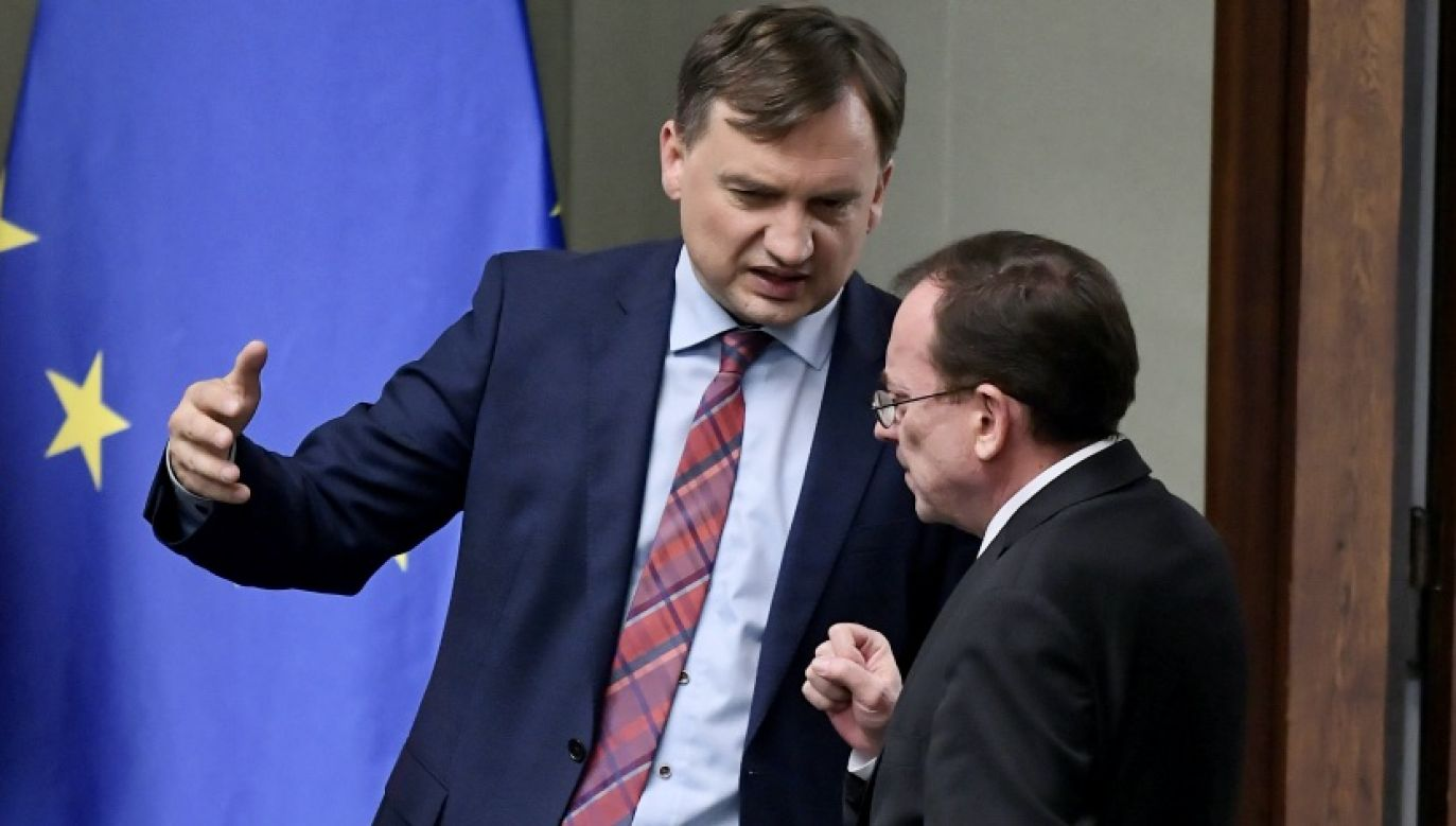 Przyznają, że to nie była pomyłka (fot. PAP/Marcin Obara)