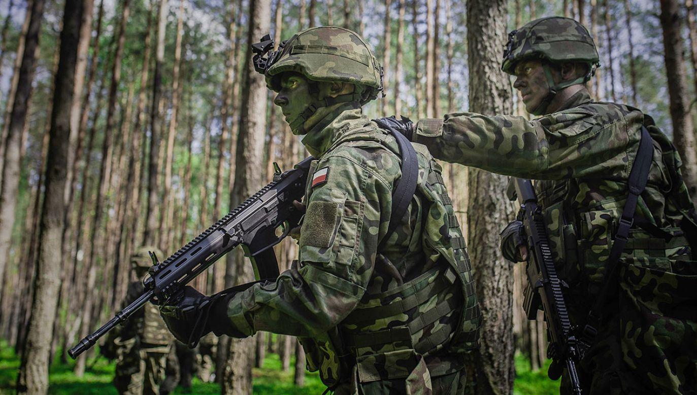 Szkolenia będą realizowane w trzynastu brygadach Obrony Terytorialnej (fot. Materiały prasowe)