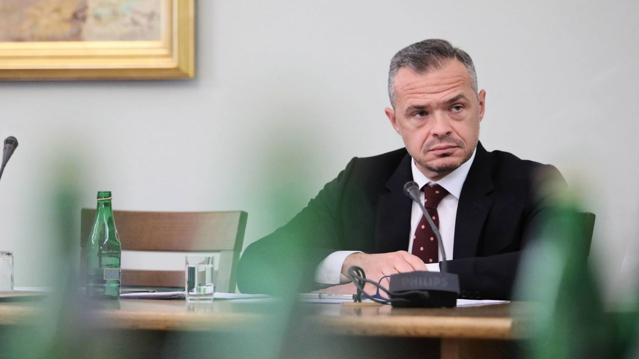 Minister w rządzie PO-PSL Sławomir Nowak (fot. PAP/Leszek Szymański)