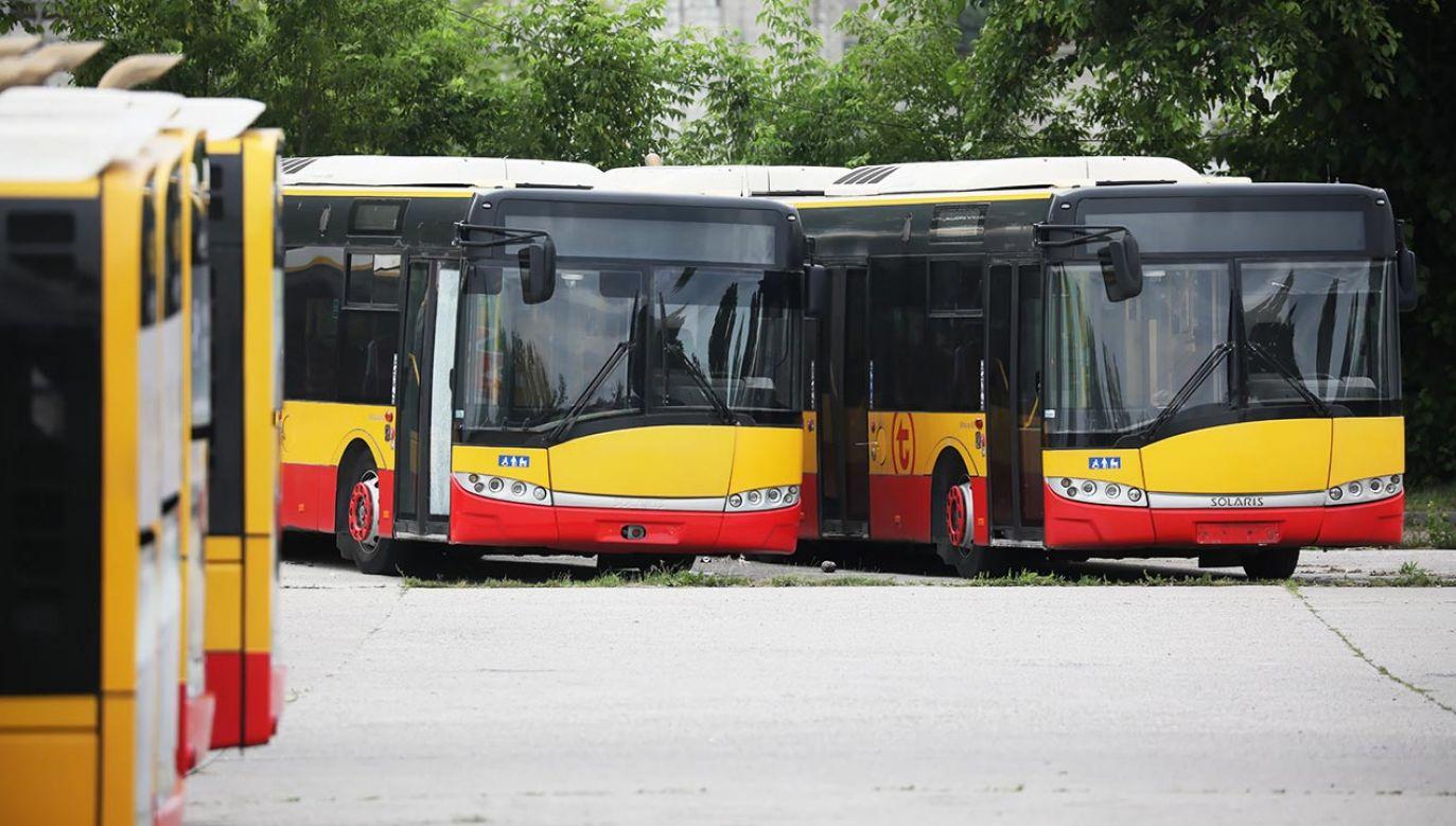 We wtorek szef Zarządu Transportu Miejskiego ma rozmawiać z kierownictwem niemieckiego przewoźnika (fot. PAP/Leszek Szymański)