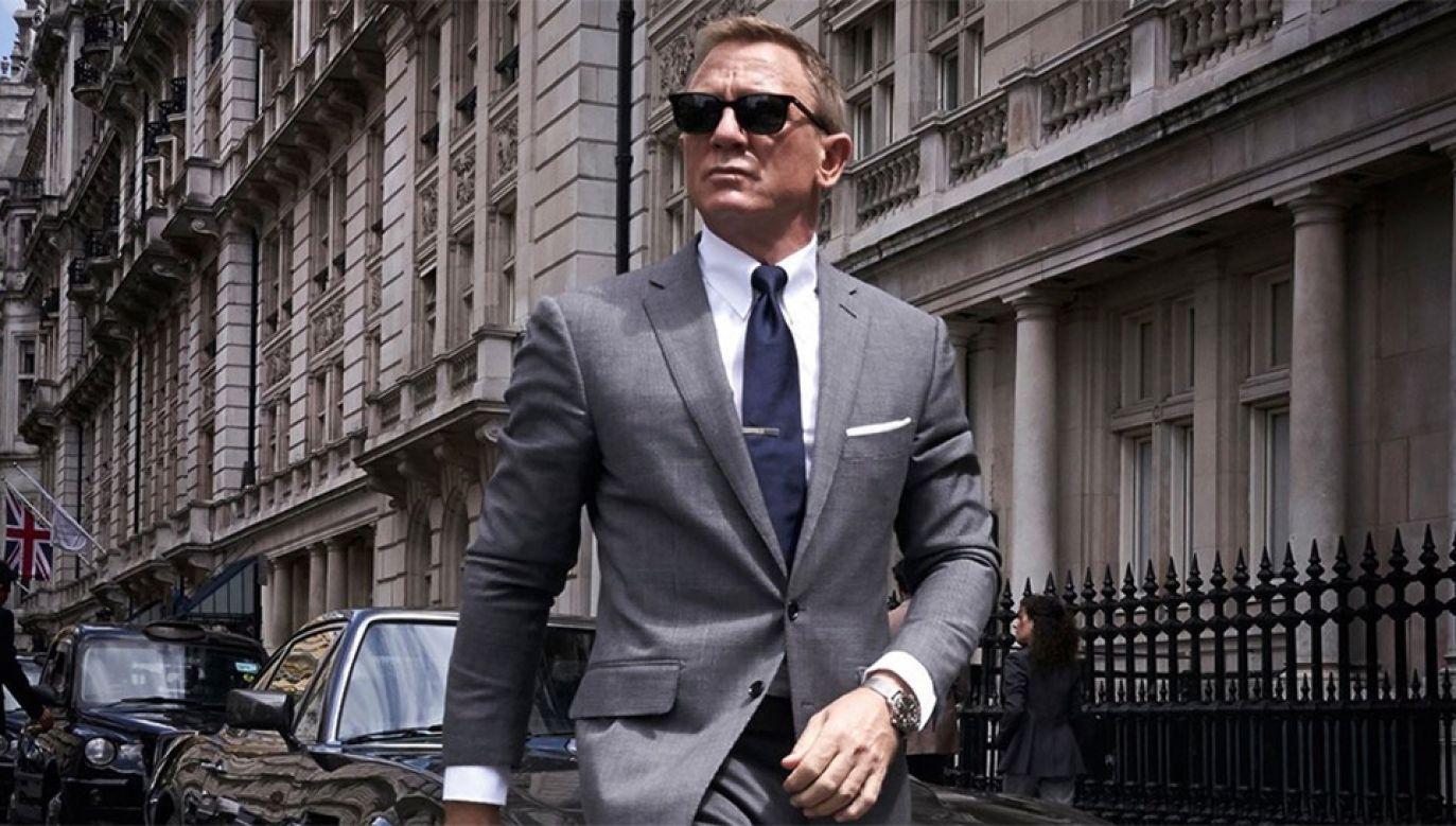 Daniel Craig żegna się z rolą agenta 007 (fot. mat.pras.)