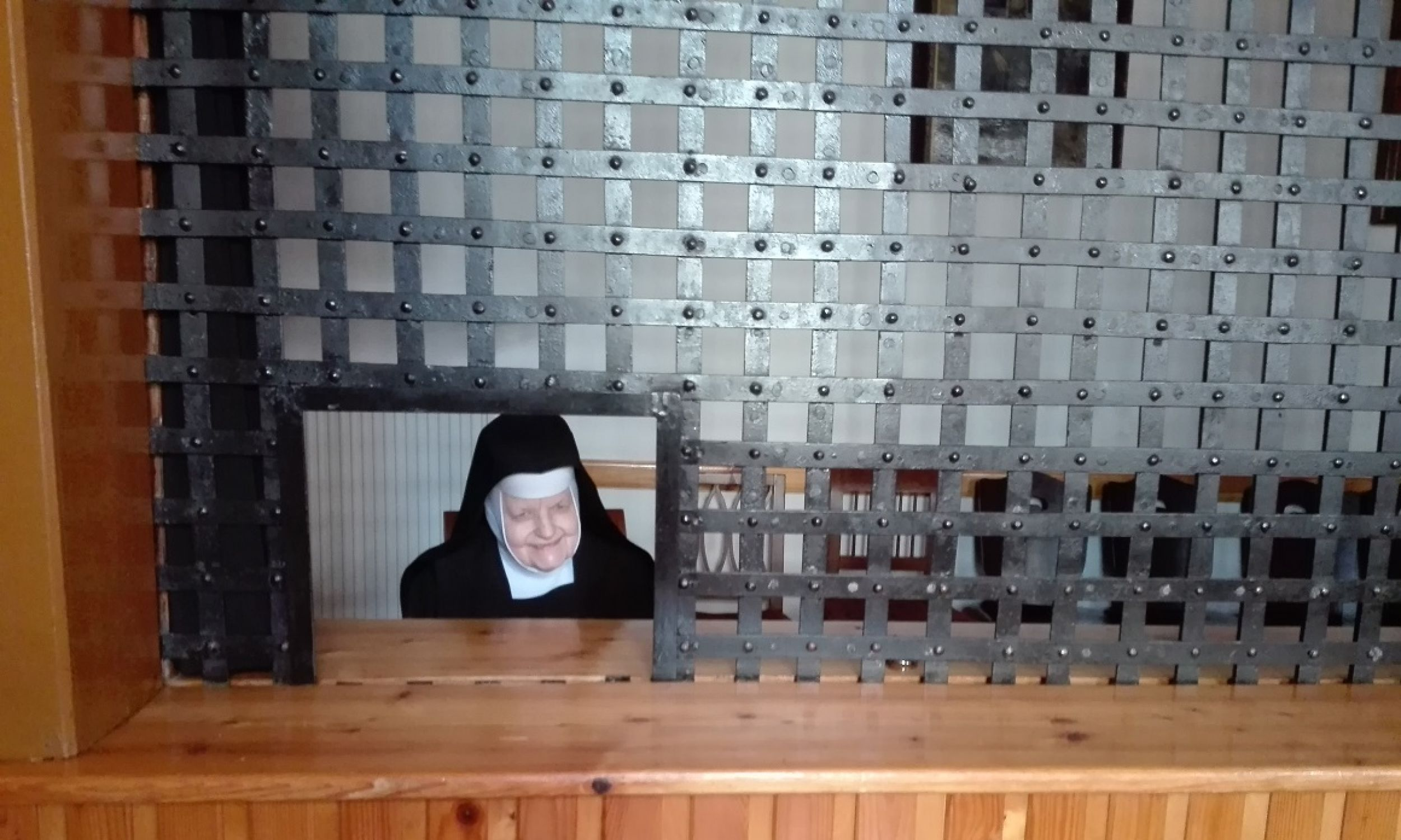 Siostra Teresa Izworska. Fot. archiwum Zakonu Sióstr Klarysek w Starym Sączu