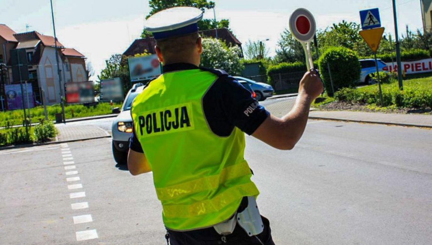 Policja w ciągu trzech dni zatrzymała 1058 kierowców bedących pod wpływem alkoholu (fot. lubuska.policja.gov.pl)
