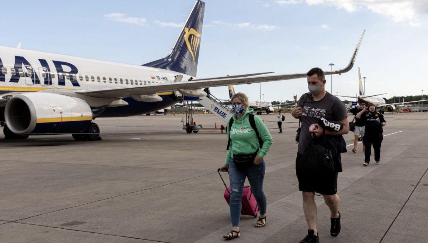 Będzie także więcej lotów m.in. do Lublina, Goeteborga, Kijowa (fot. Beata Zawrzel/NurPhoto via Getty Images)