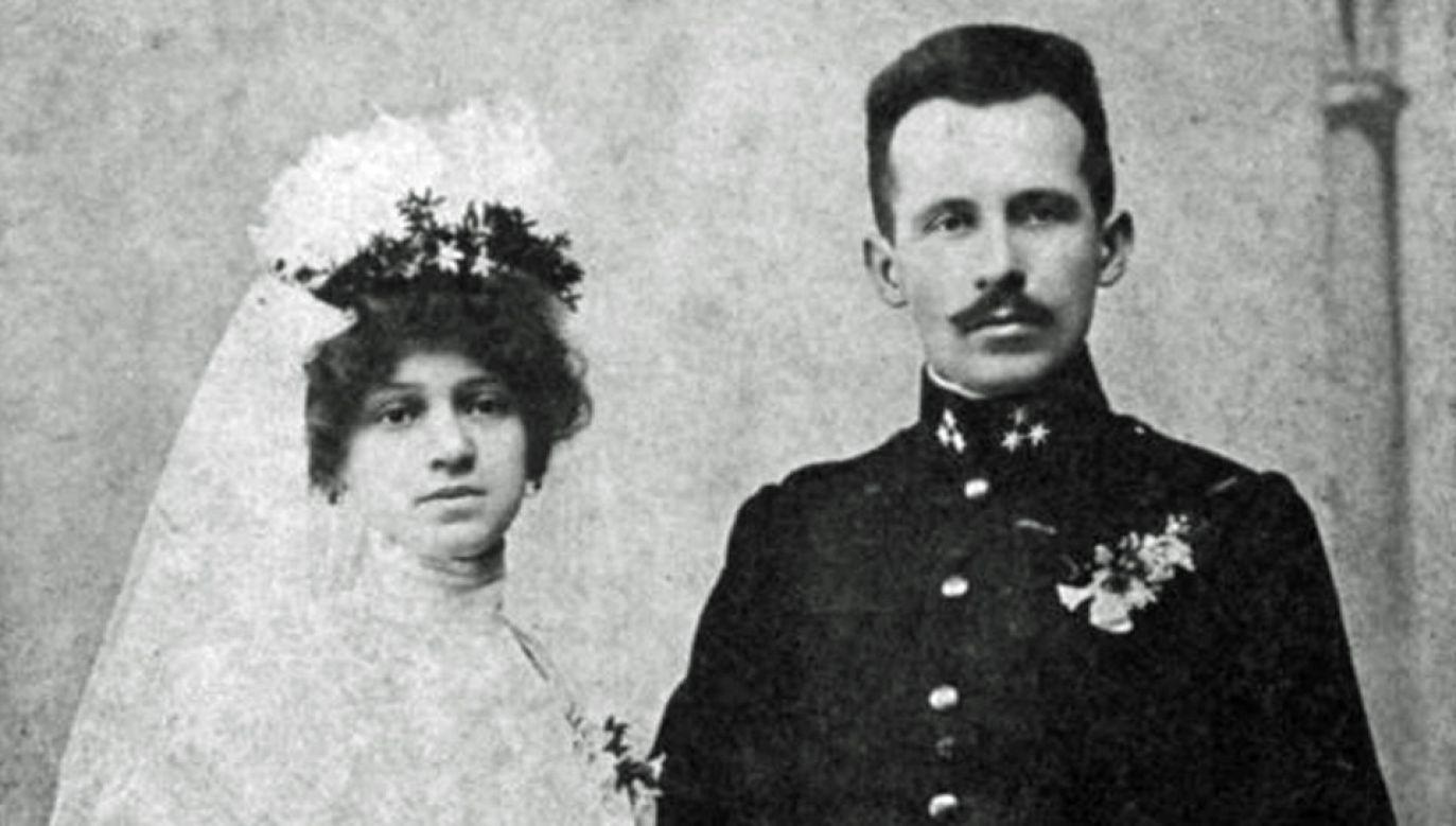Emilia Wojtyła zd. Kaczorowska i Karol Wojtyła mieli trójkę dzieci, w tym późniejszego papieża (fot. Wiki)