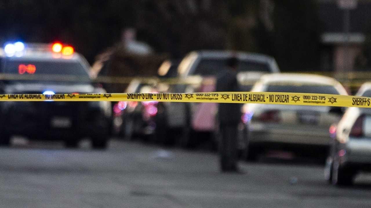 Do zabójstw doszło głównie w południowej części Chicago (fot. PAP/EPA/ETIENNE LAURENT)