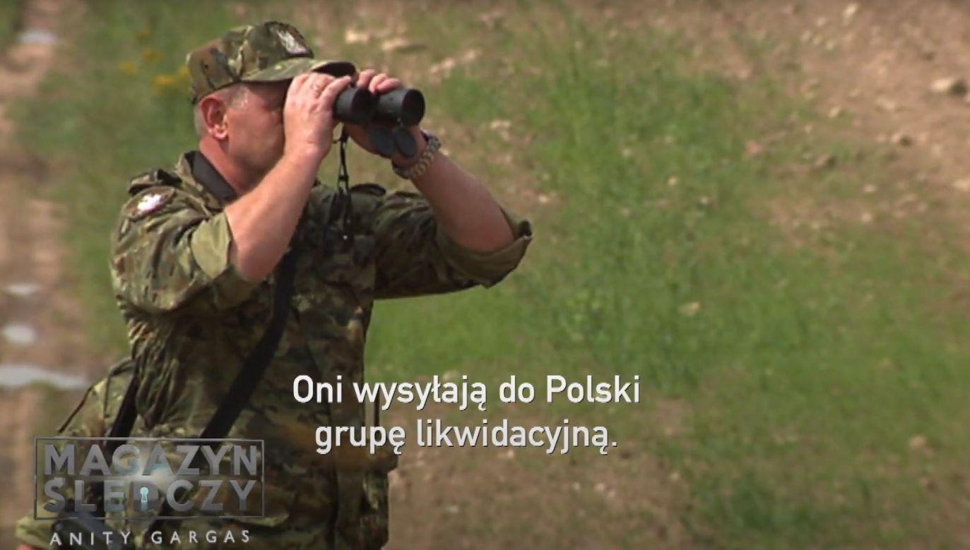 Jaki cel miał Łukaszenka, wzniecając konflikt na granicy? (fot. MSAG)