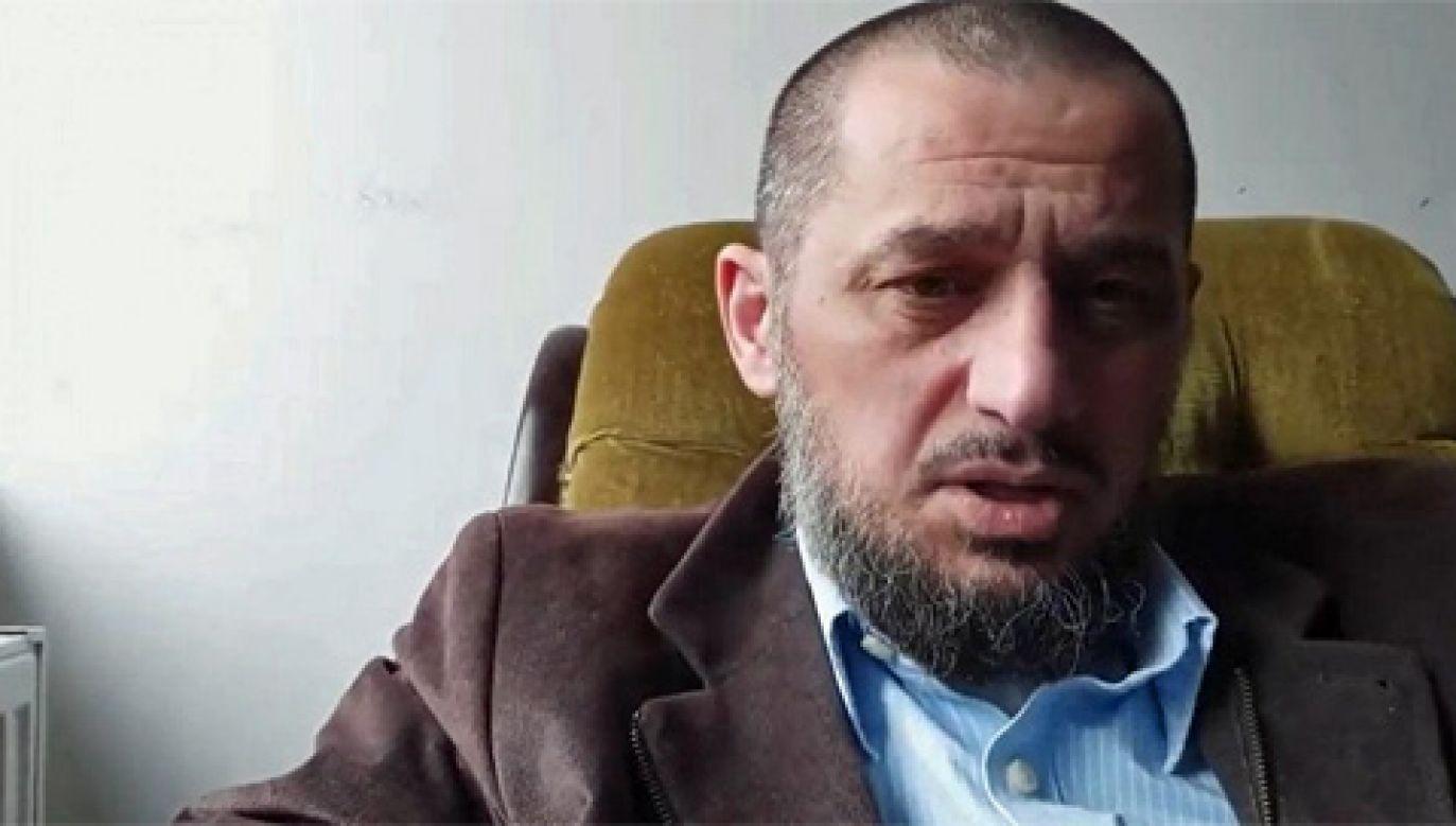 Imran Alijew krytykował Ramzana Kadyrowa i Władimira Putina (fot. YT/Imran Aliyev)