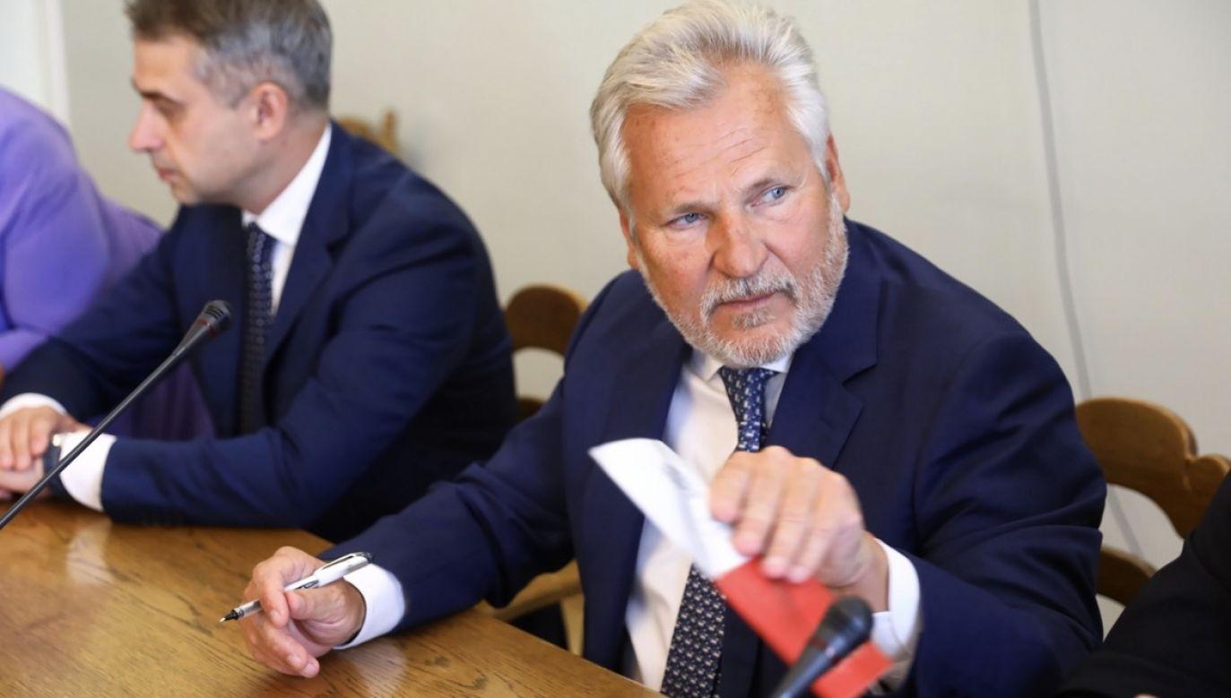 UE przygląda się wydarzeniom na Białorusi (fot. PAP/Rafał Guz)